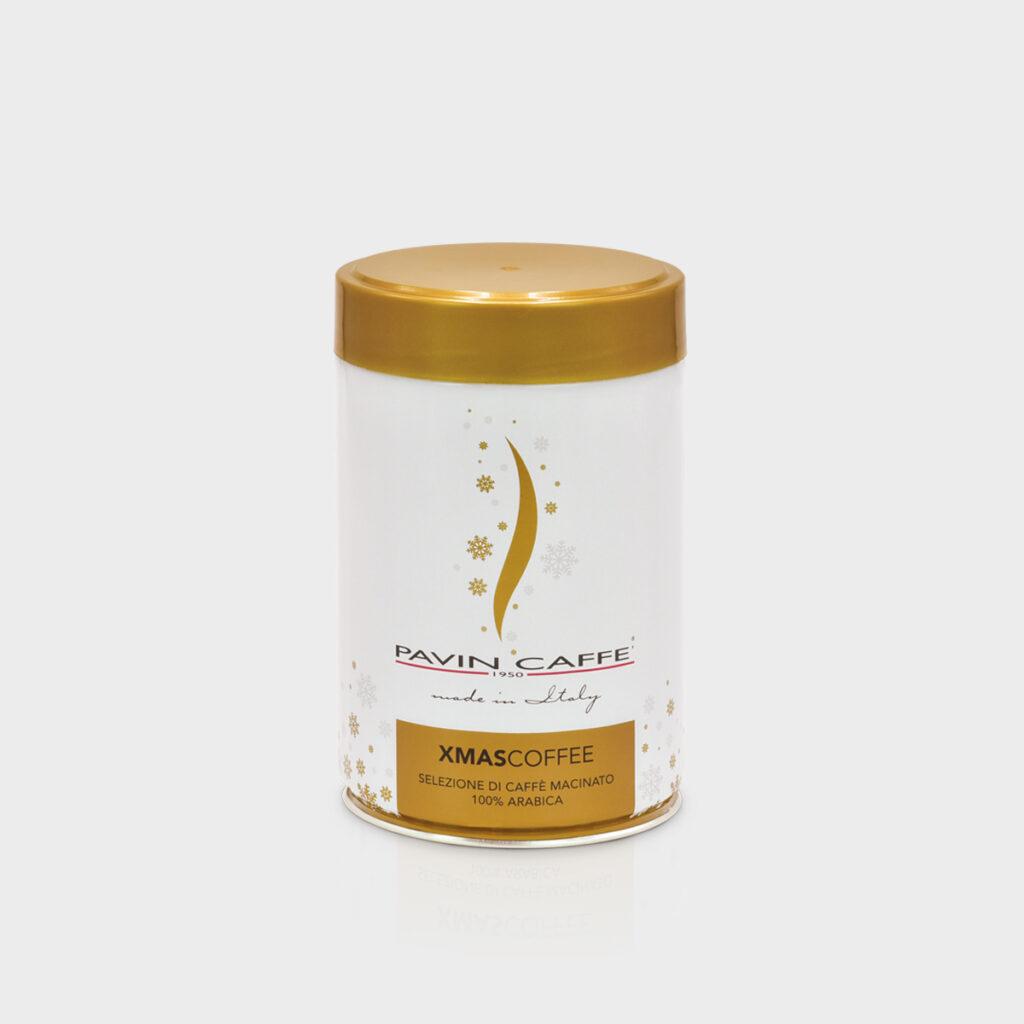 pavin-caffe-macinato-xmascoffee-lattina-250g